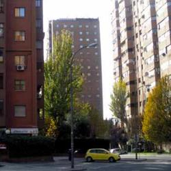 Fotografía de unos edificios en referencia a la nueva ley para el fomento del alquiler