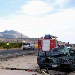 La imagen muestra uno de los tantos accidentes que se sufren en referencia a las indemnizaciones por accidentes de circulación