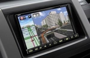 fotografía de un gps de un coche en relación con la nulidad del despido por instalar GPS en el coche particular del trabajador