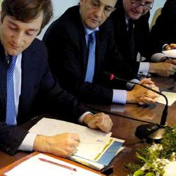 Fotografía de una reunión del Consejo de Administración en un concurso de acreedores referente a las acciones de reintegración
