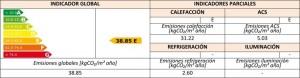 certificado ebergetico