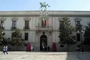 Fotografía de la administración local del ayuntamiento de Granada