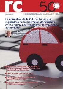 Artículo Javier en revista de RC Mayo 2014 con portada