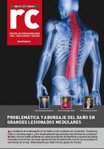 Portada de la revista de Responsabilidad Civil y seguro en su edición de febrero de 2015 en la que participa Javier López y García de la Serrana con su artículo SE APLICA EL PLAZO DE PRESCRIPCIÓN DE UN AÑO PARA EJERCITAR LA ACCIÓN DE REPETICIÓN POR CONDUCCIÓN BAJO LA INFLUENCIA DE BEBIDAS ALCOHÓLICAS CUANDO LA COBERTURA SE EXCLUYA EN EL SEGURO VOLUNTARIO