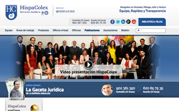 web-hispacolex-abogados