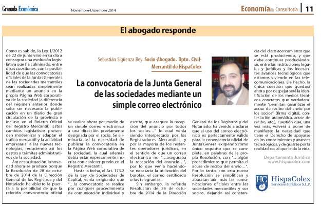 convocatoria-junta-general-sociedades-mediante-correo-electronico