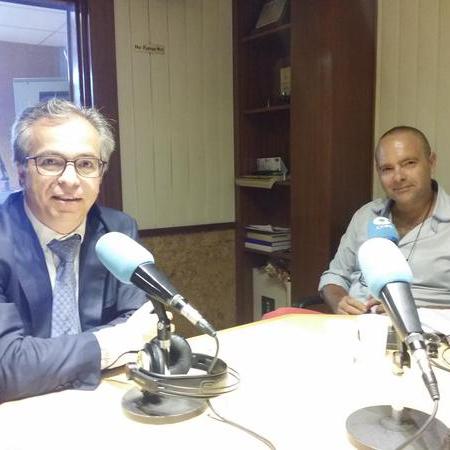 Imagen del audio Granada Empresarial. Juan Antonio Maldonado Castillo