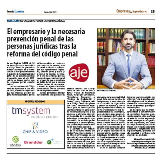 empresario-prevencion-penal-personas-juridicas-reforma-codigo-penal