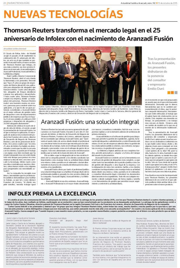 thomson-reuters-transforma-mercado-legal-25-aniversario-infolex-aranzadi-fusion