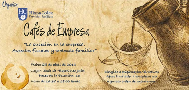 cafe-empresa-jaen-sucesion-empresa-aspectos-fiscales-protocolo-familiar