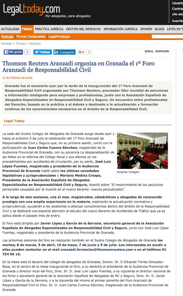 thomson-reuters-aranzadi-foro-responsabilidad-civil-granada