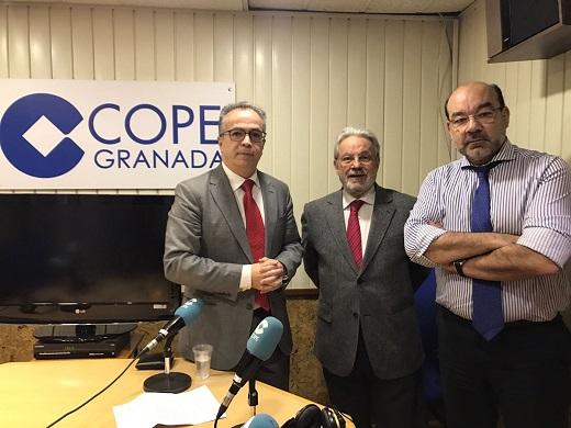 Imagen del audio Entrevista a Gregorio Jiménez López, Presidente del CONSEJO SOCIAL UGR