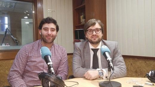 Imagen del audio Entrevista a Martín Ortega, Director de MISSIONBOX