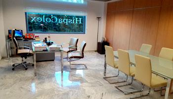 Nuevas instalaciones del bufete de abogados HispaColex Jaén