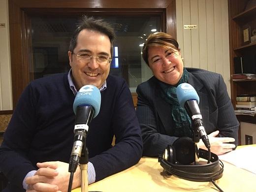 Imagen del audio Entrevista a Manuel Albendín, Director de FARMACIA GANIVET