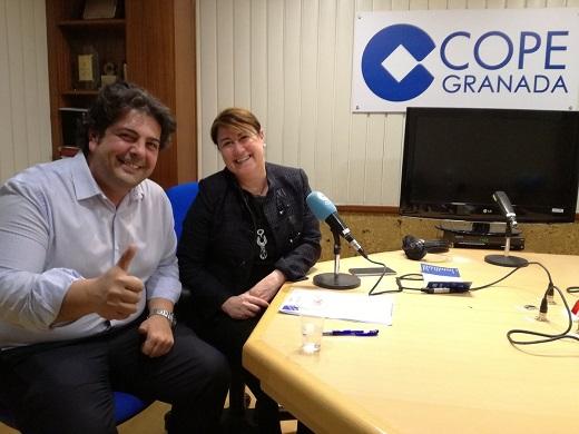 Imagen del audio Entrevista a Miguel Peregrina, Director de PUESTO 43 y compañeros de REGAMAN