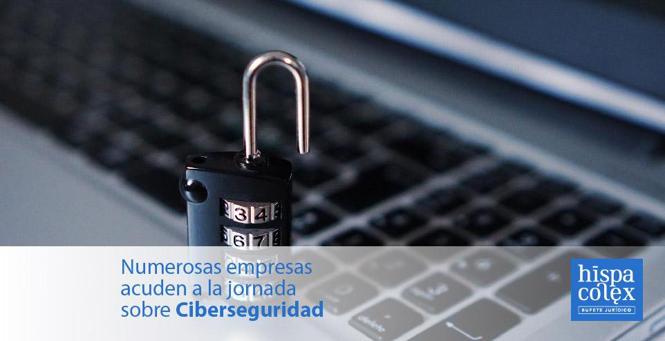 jornada ciberseguridad en las empresas abogados empresas