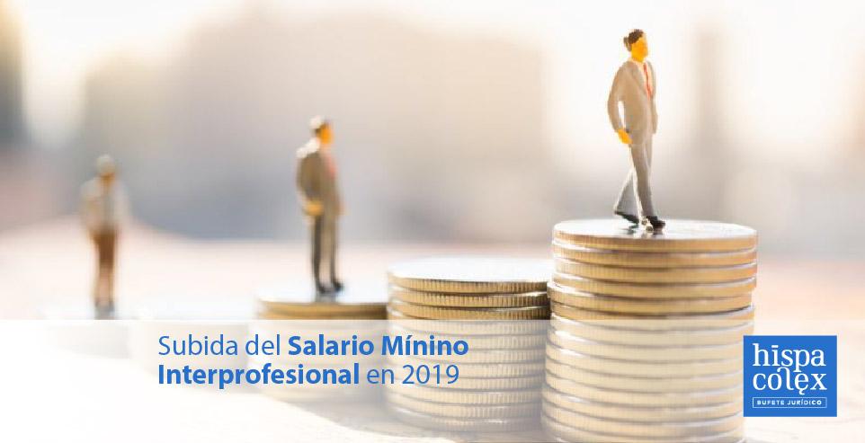 subida salario minimo interprofesional hispacolex abogados granada