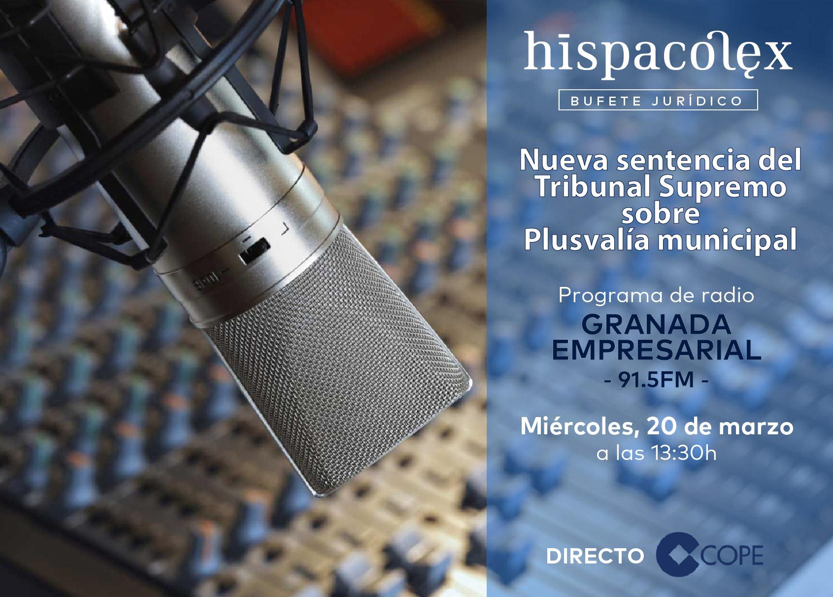 Imagen del audio Granada Empresarial: Entrevista con con PSINERGIA COACHING y Vanessa Fernández de HispaColex